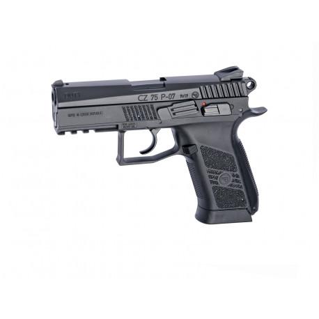 Vzduchová pistole CZ75 P-07 DUTY CO2, cal. 4,5mm