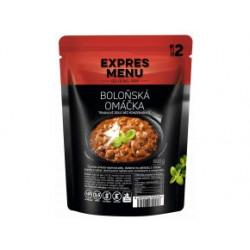 Boloňská omáčka 600g (2 porce) Směs na špagety
