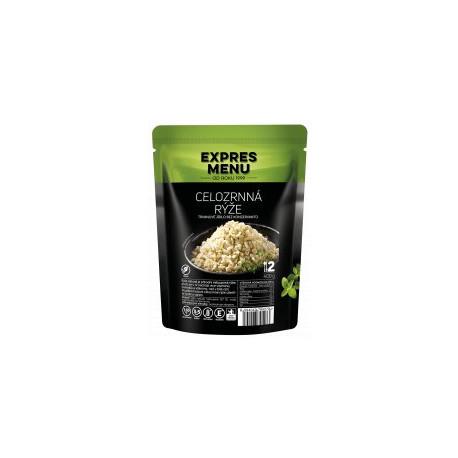 Celozrnná rýže 400g (2 porce)