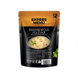 Bramborová polévka 600g (2 porce)