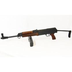Samonabíjecí puška CZ 858 Tactical 4V - sklopná pažba