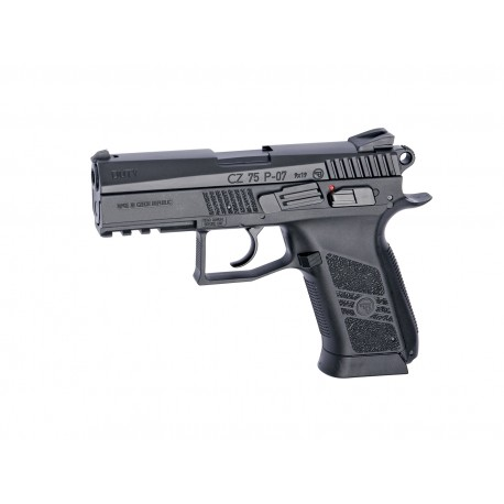 Airsoft Pistole ASG CZ 75 P-07 DUTY CO2