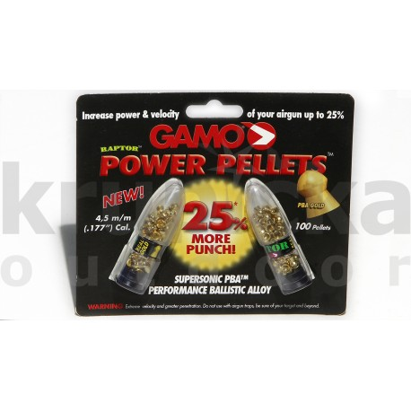 Diab. 4,5 Gamo Power Pellets (100ks)