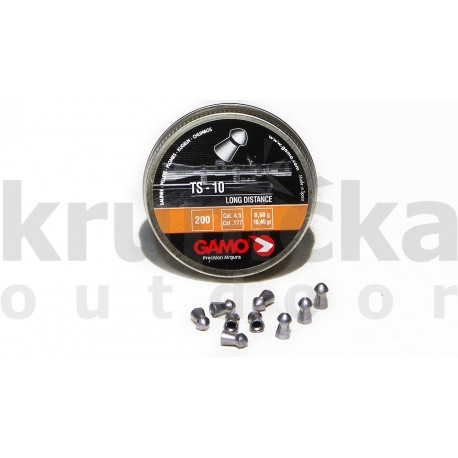 Diab. 4,5mm Gamo TS-10 (200ks)