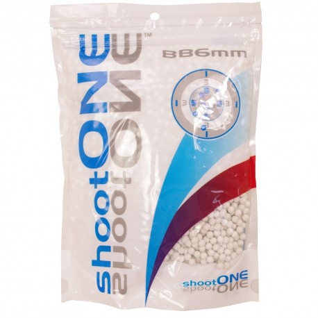 Airs ShootONE BIO 0,25g, 6mm (4000ks)