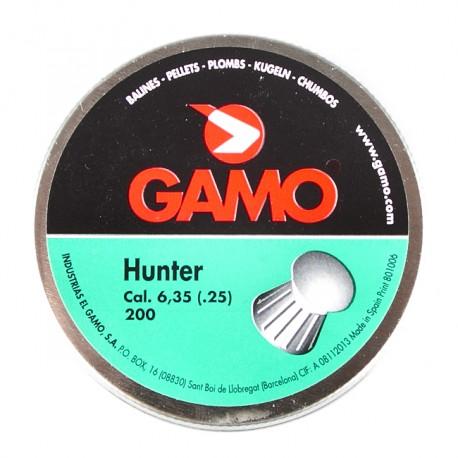Diab. Gamo Hunter, 6,35mm (200ks)
