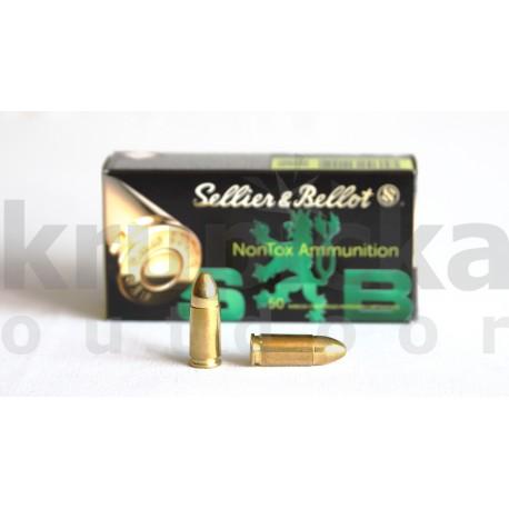 9mm TFMJ NonTox SB 115grs