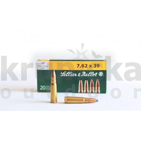 7,62x39mm SP SB 123grs