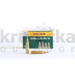223 Rem SP SB 55grs
