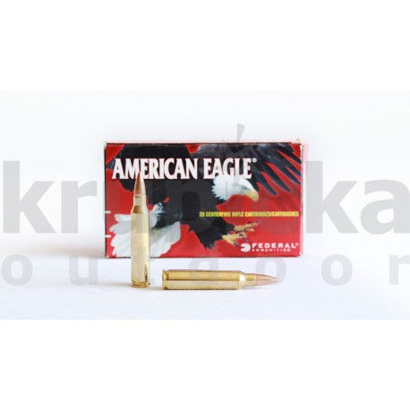 223 Rem FMJ 55 grs FA American Eagle