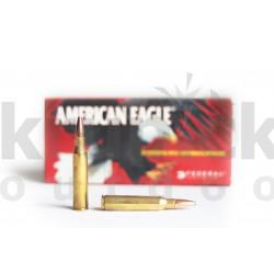 338 Lapua Magnum JSP 250grs FA Amercian Eagle