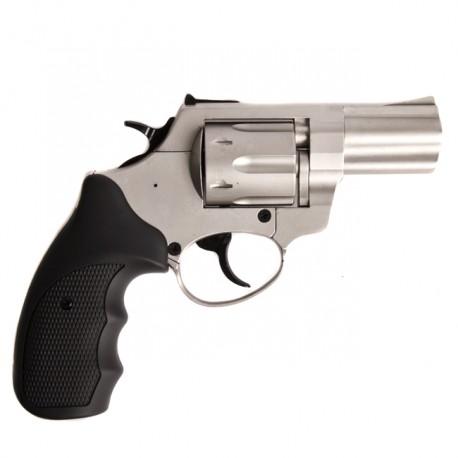 """Flobertka 4mm, revolver ZORAKI R1 2,5"""" satén"""