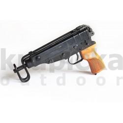 vz.61 Škorpion 7,65 Browning Dřevěná pažbička