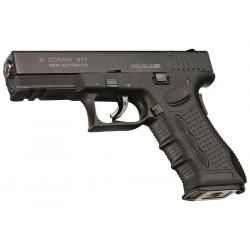 Plynová pistole ZORAKI 917 černá, ráže 9mm Glock 17 P.A.