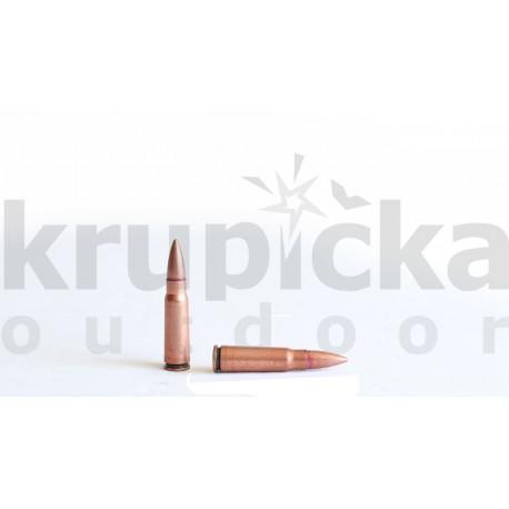 7,62x39mm FMJ CIP Scorpio STV