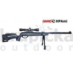 Vzduchová puška GAMO 5,5mm HPA mi SET