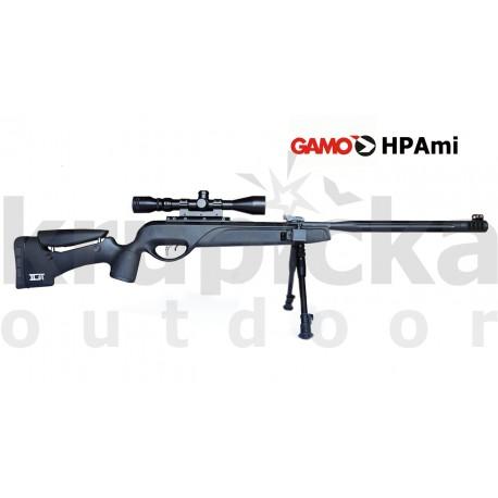 Vzduchová puška GAMO 4,5mm HPA mi SET