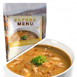Dršťková polévka 600g (2 porce)
