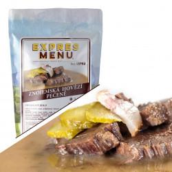 Znojemská hovězí pečeně 300g (1 porce)