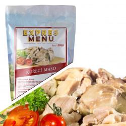 Kuřecí stehenní maso 300g (3 porce)