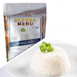 Dušená rýže 400g (2 porce)