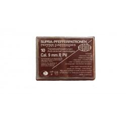 Obranný náboj 9mm R PV (10ks)