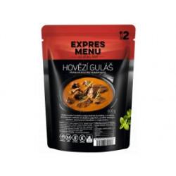 Hovězí guláš 600g (2 porce)