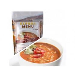 Rajská polévka s rýží 600g (2 porce)