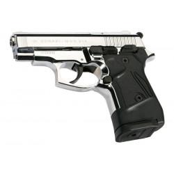 Plynová pistole Zoraki 914 lesklý chrom, ráže 9mm P.A.