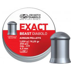 Diab. 4,52mm JSB Exact Beast (250ks)