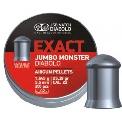 Diab. JSB Jumbo Monster, 5,52mm (200ks)